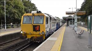 Matissa Plasser Tamper UK Train On Track Plant