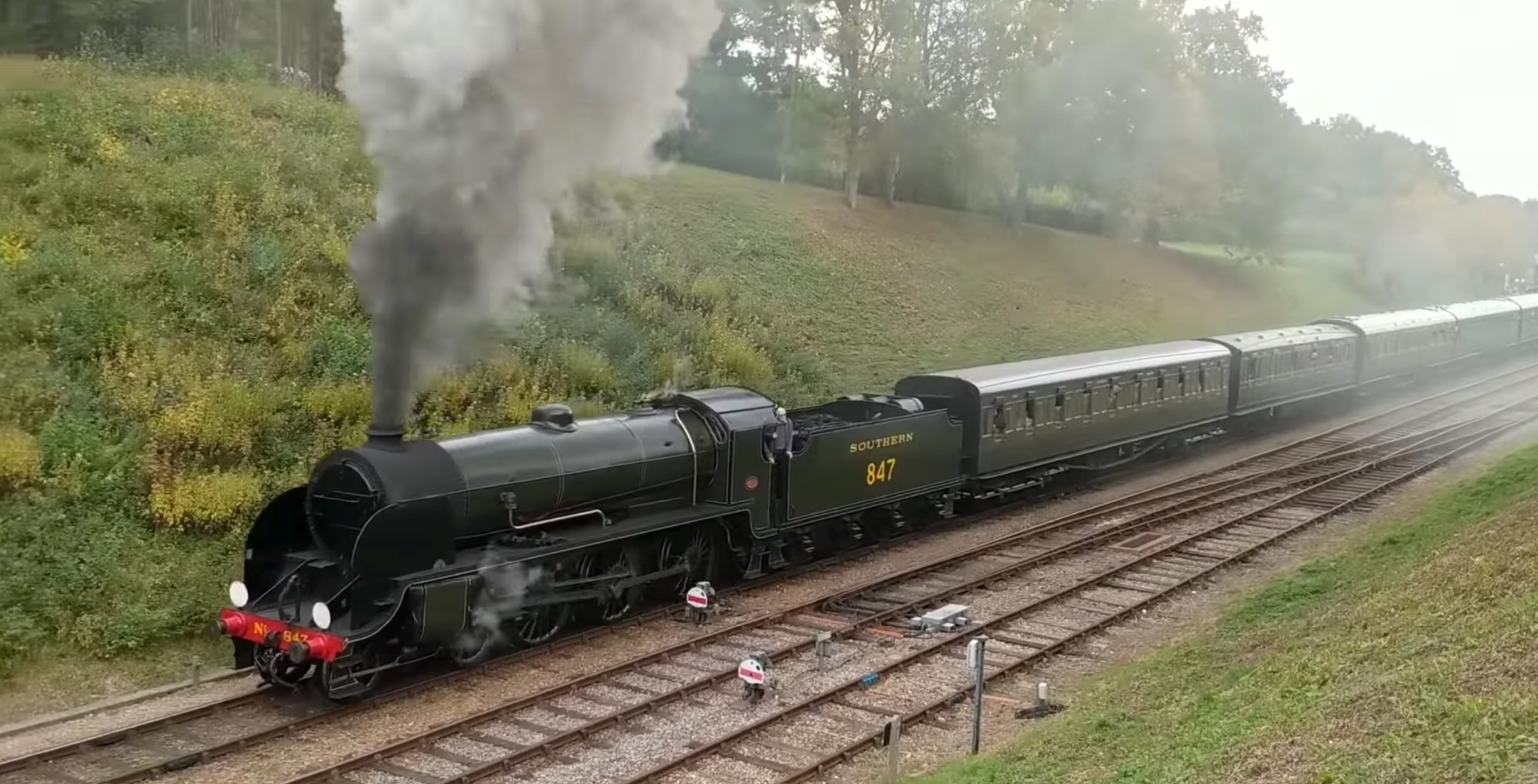 S15 Class 847 Horsted Keynes