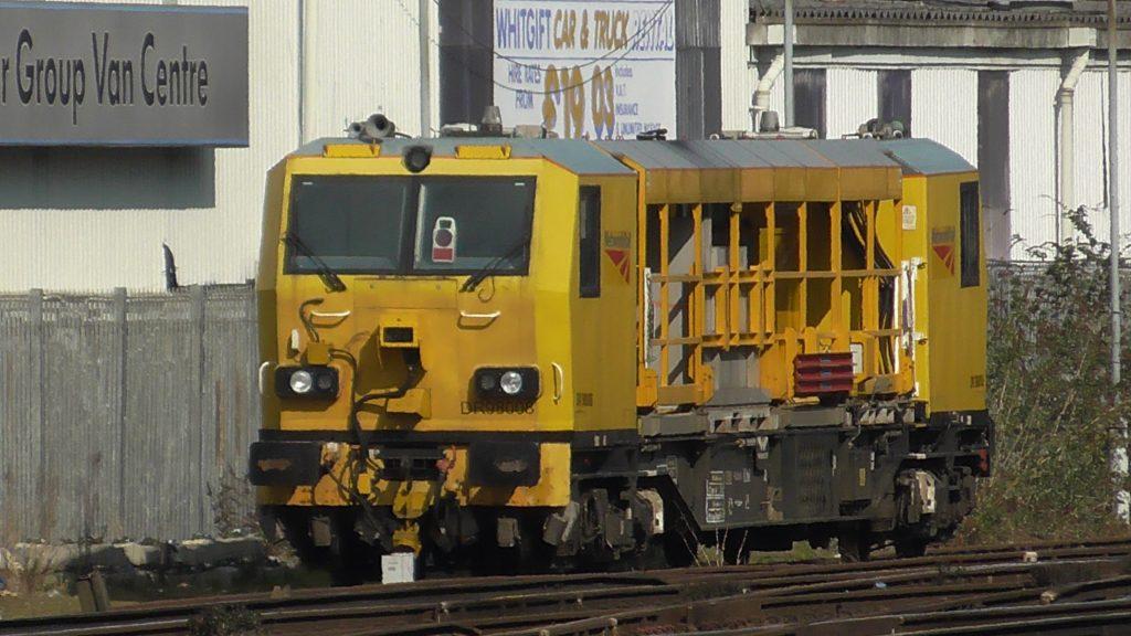 DR98008 Camera Train