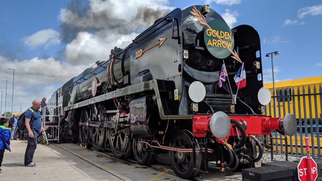 Belmond Steam Locomotive Clan Line