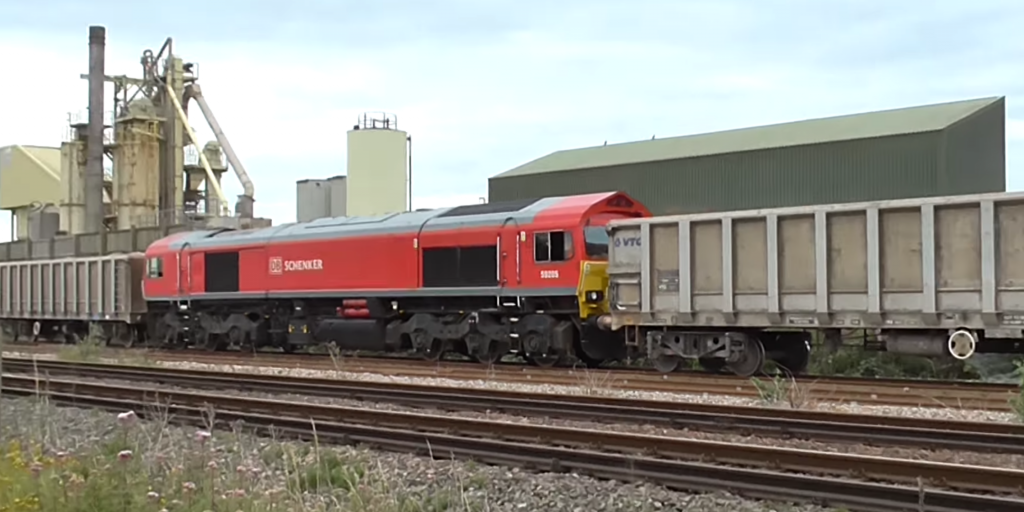 DB Cargo Class 59