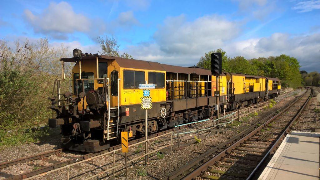 DR79200 Rail Grinder