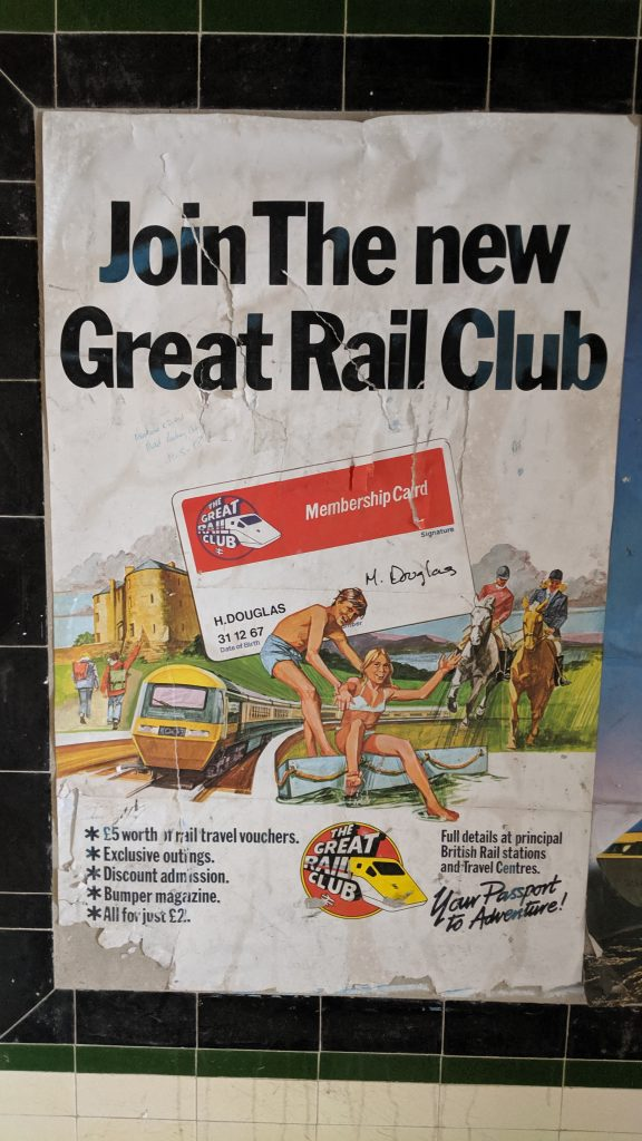 Join the great rail club