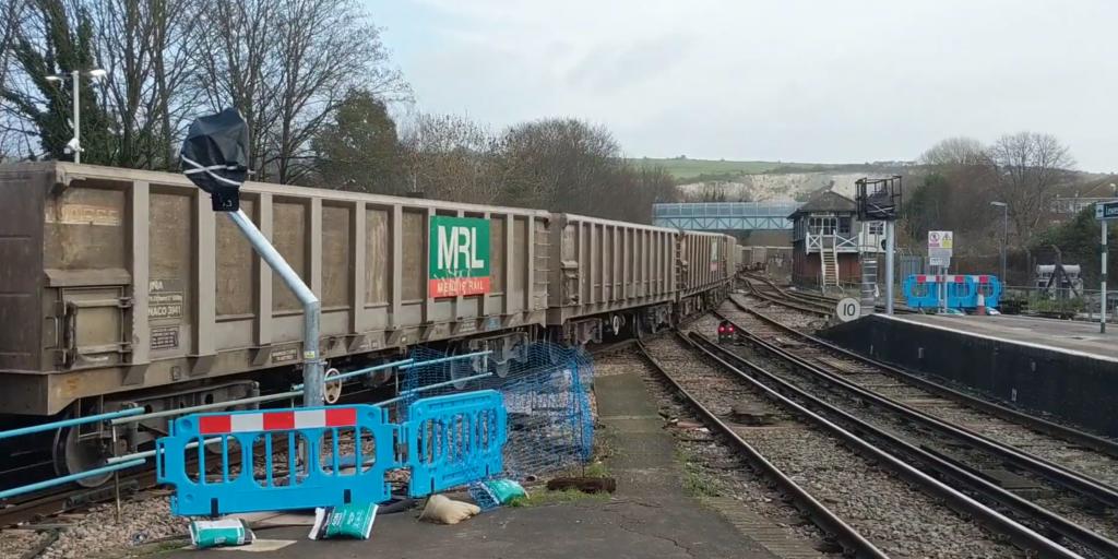Mendip Rail Wagon