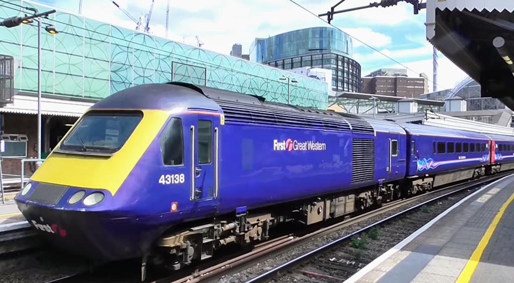 Hull Trains Class 43