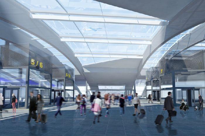 Gatwick Airport New Concourse Design