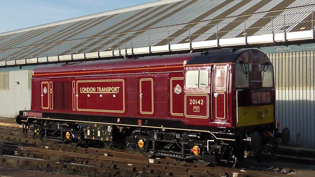 London Transport Museum Class 20