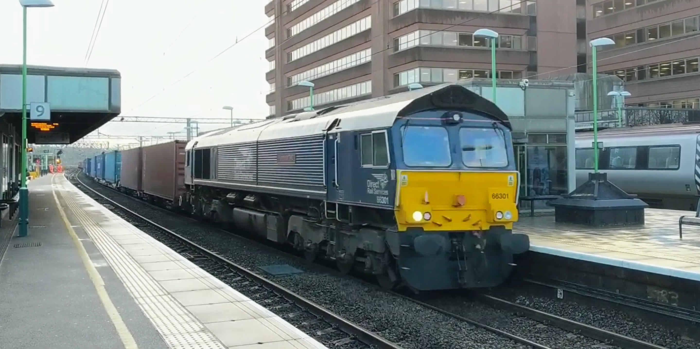 DRS Class 66