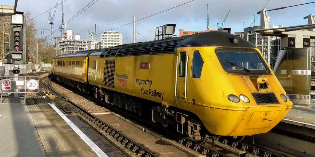 Network Rail NMT