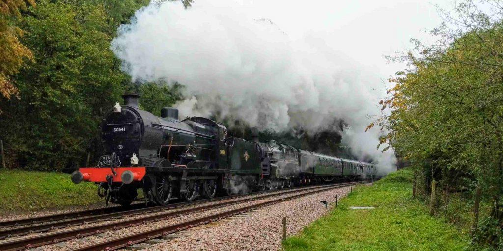 30542 Q class locomotive