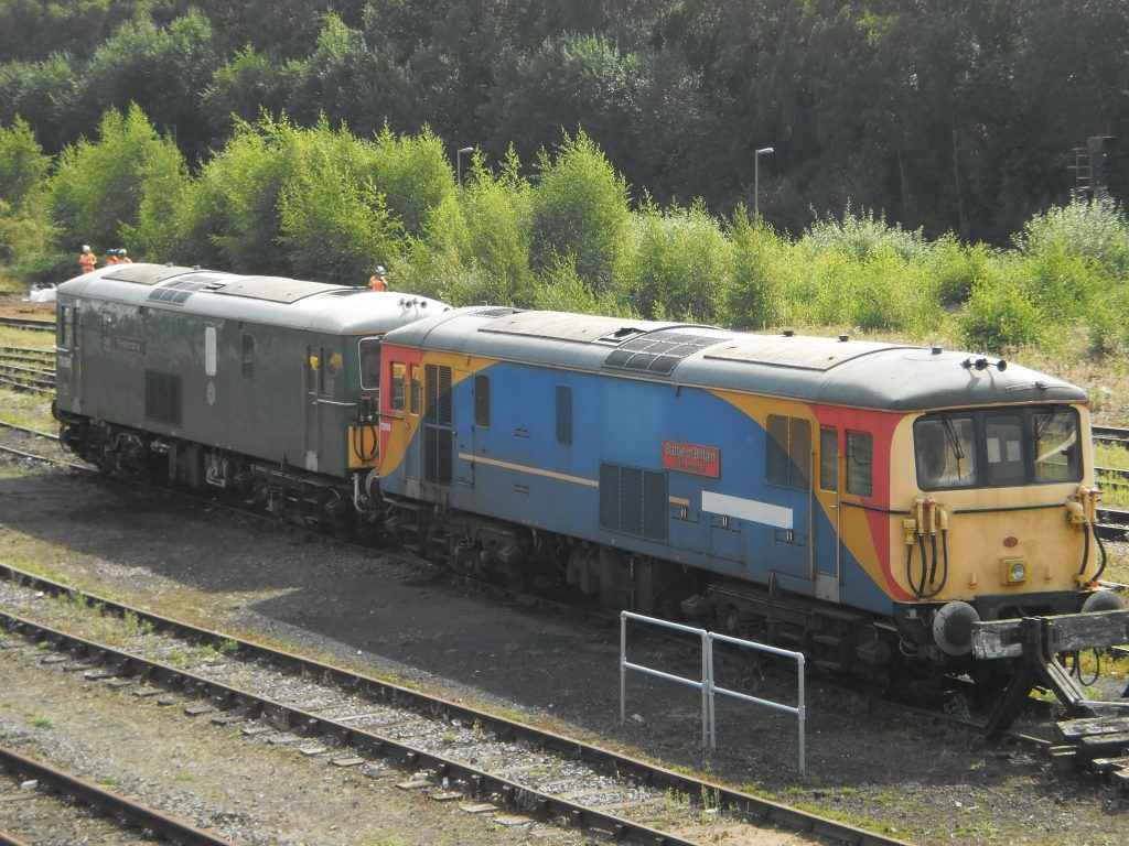 73109 South West Trains