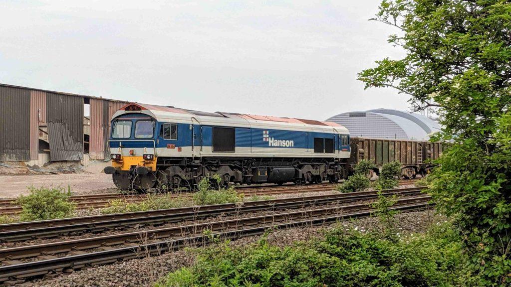 Hanson Class 59