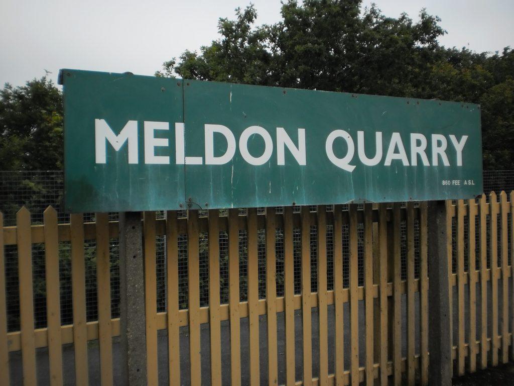 Meldon Quarry