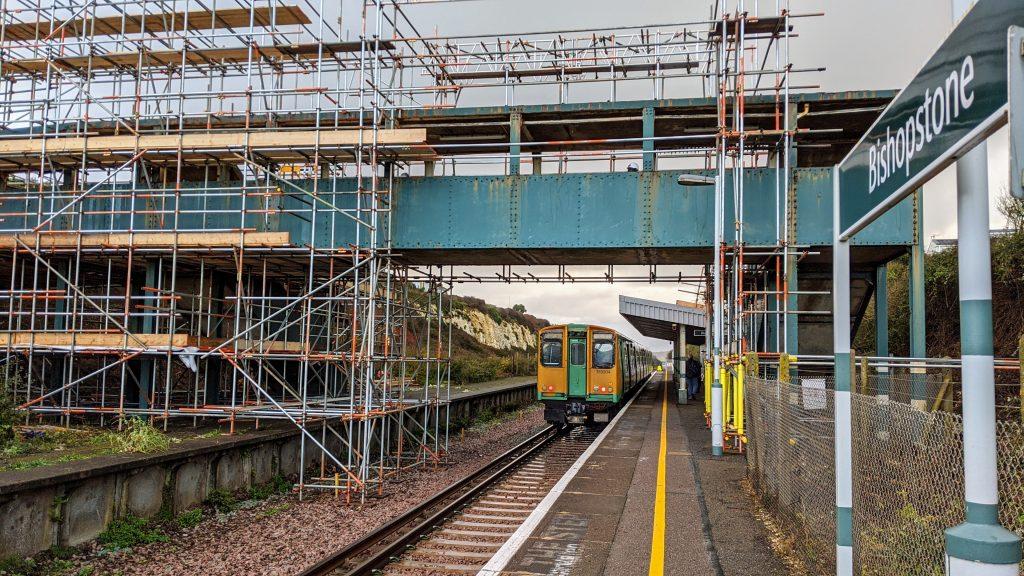 Bishopstone Footbridge Repairs