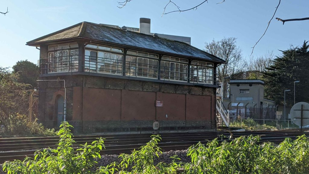 Lewes Signal Box