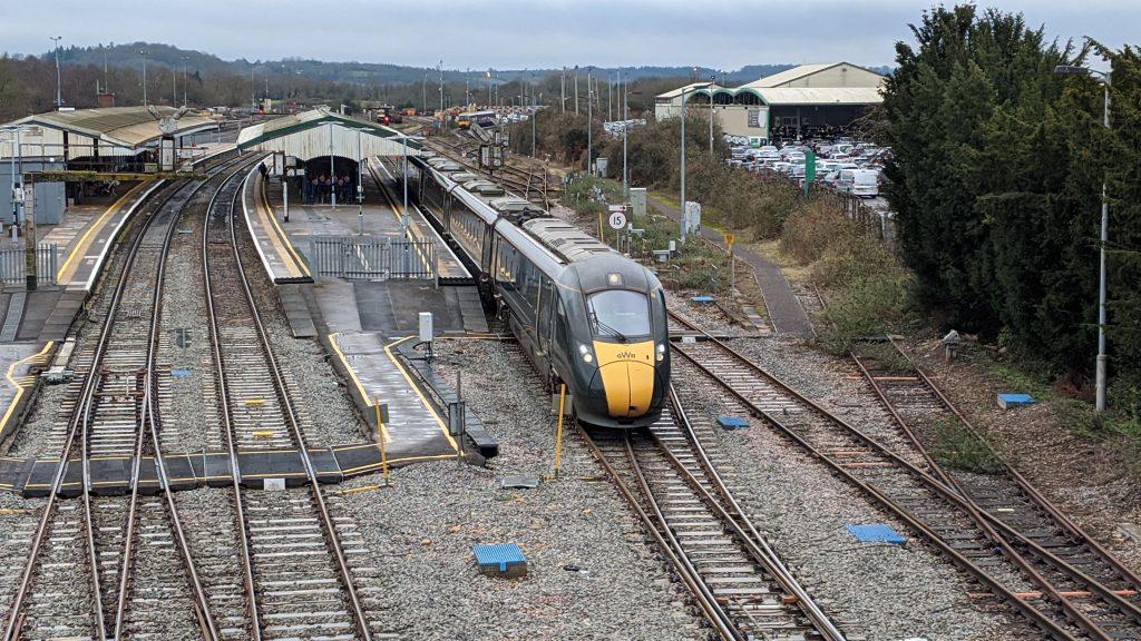 Class 800 Westbury