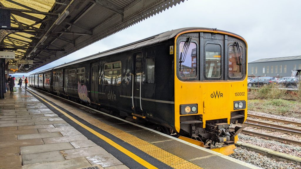 Great Western Railway class 150