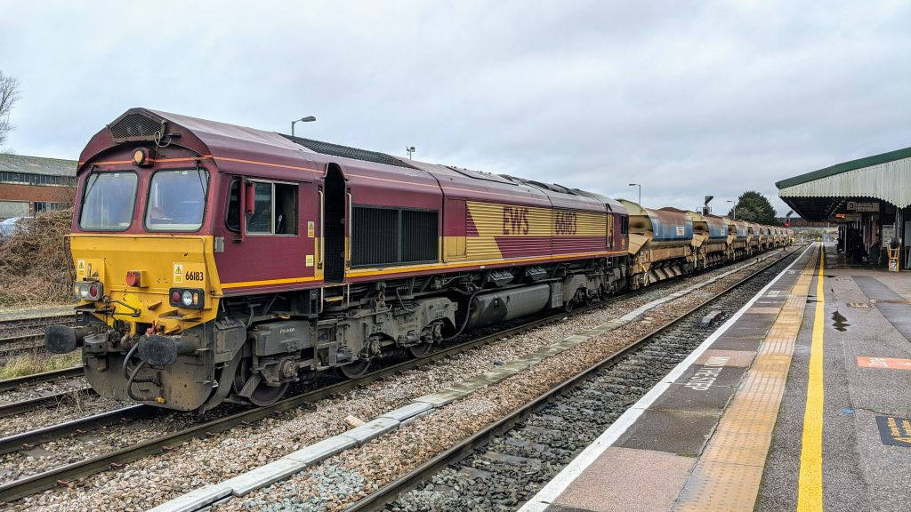 DB Cargo 66183 2020