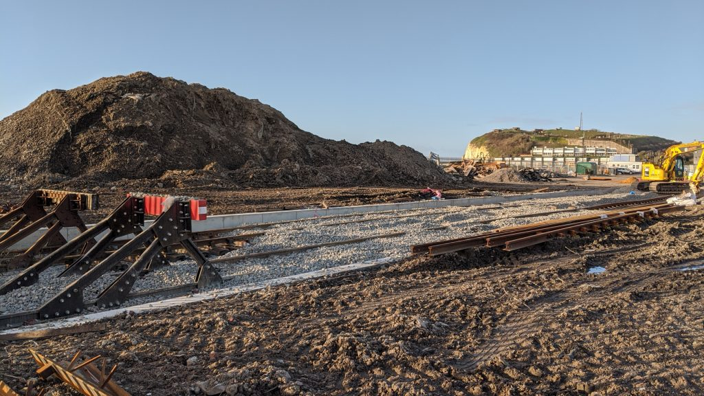 Newhaven Marine Siding