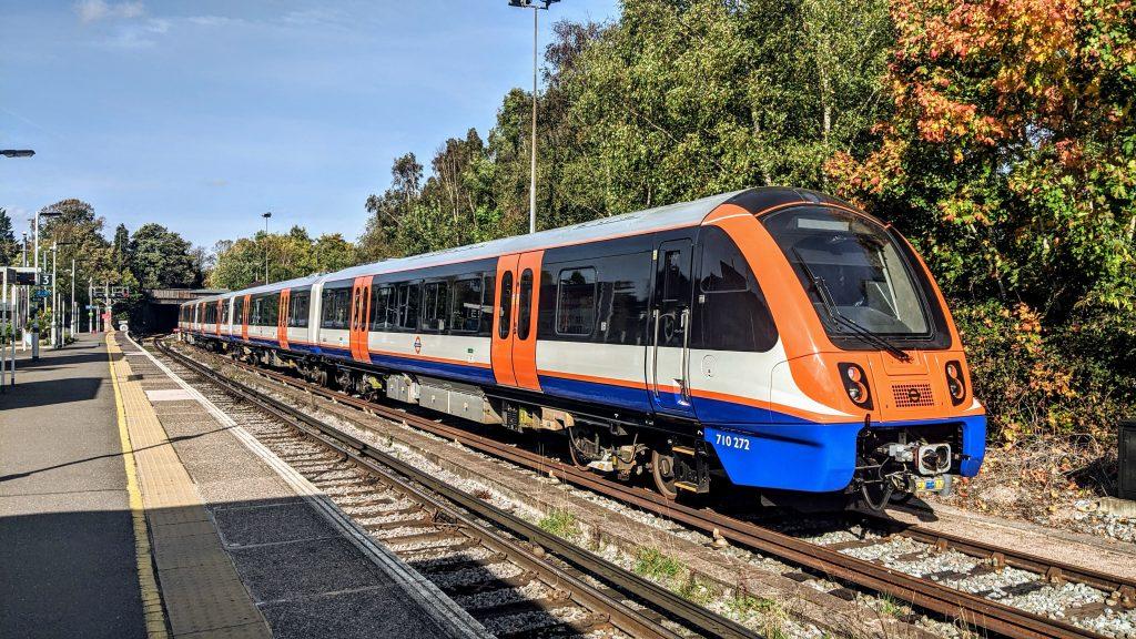 Class 710 Dorking