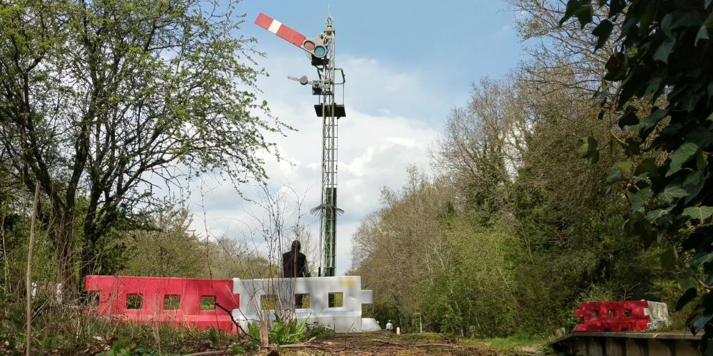 West Grinstead Signal