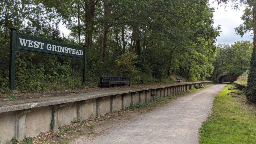 West Grinstead Station